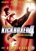 kickboxer 4: el agresor