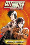 City Hunter: El Servicio Secreto