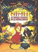 El mundo secreto de la se�ora brisby nimh