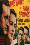 El santo en palm springs