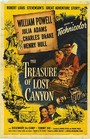 El tesoro de lost canyon