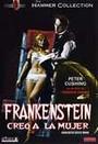 frankenstein cre� a la mujer