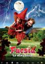 Fucsia, la pequeña bruja