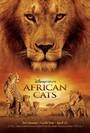 Grandes felinos africanos. El reino del coraje
