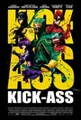 Kick-ass listo para machacar