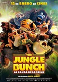 La panda de la jungla