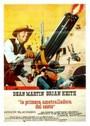 la primera ametralladora del oeste