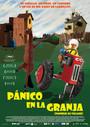 Pánico en la granja (a town called panic)