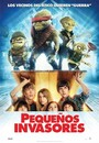 Peque�os invasores