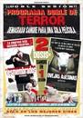 programa doble: desmembrados y ovejas asesinas