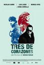 TRES DE CORAZONES