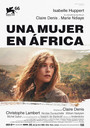 Una mujer en �frica (white material)