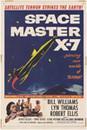 X-7, el rey del espacio