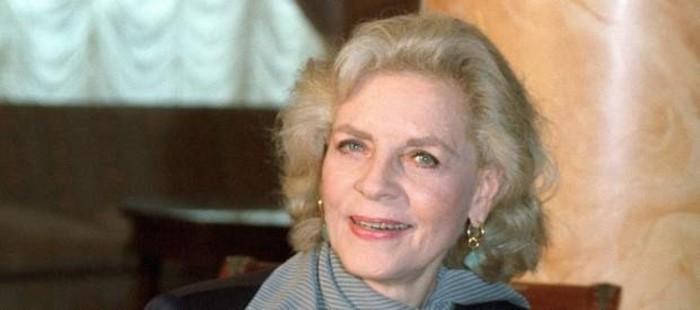 Fallece la actriz Lauren Bacall a los 89 a�os