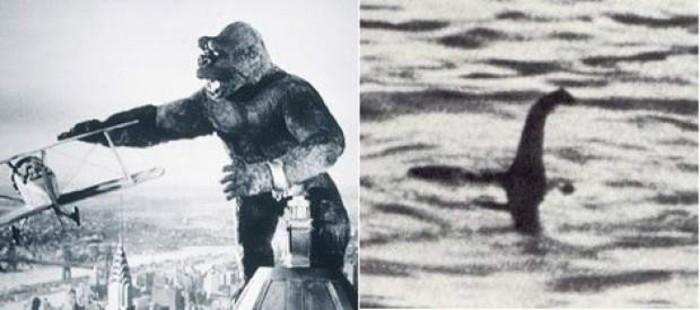 Un estudio concluye que la pel�cula 'King Kong' inspir� el mito del monstruo del Lago Ness