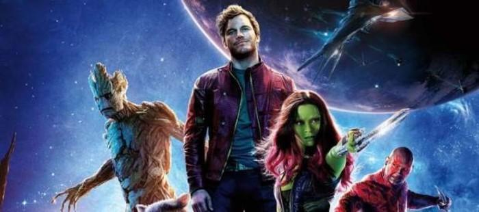 'Guardianes de la galaxia' lidera la taquilla en otro mal fin de semana