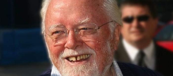 Fallece a los 90 a�os de edad el actor y director brit�nico Richard Attenborough