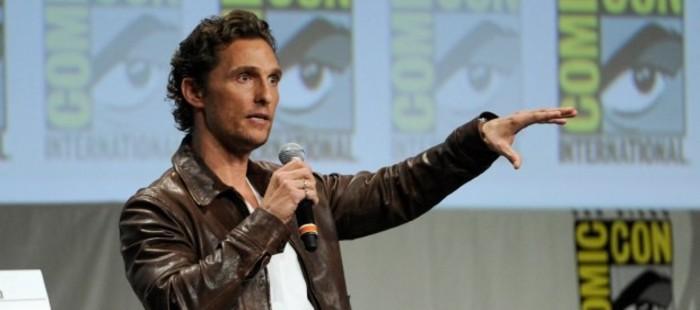 Matthew McConaughey negocia su incorporaci�n en el film 'Apocalipsis' de Stephen King