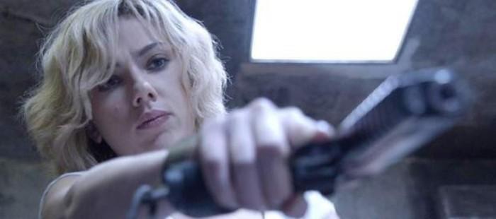 Scarlett Johansson con 'Lucy' consigue un excelente debut en taquilla