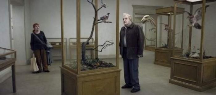 'Una paloma se sent� en una rama reflexionando sobre la existencia' gana el Le�n de Oro