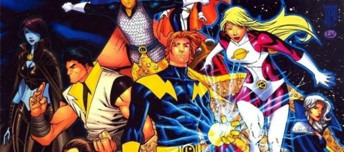 Warner y DC preparan su versi�n de 'Guardianes de la Galaxia' con 'Legi�n de superh�roes'