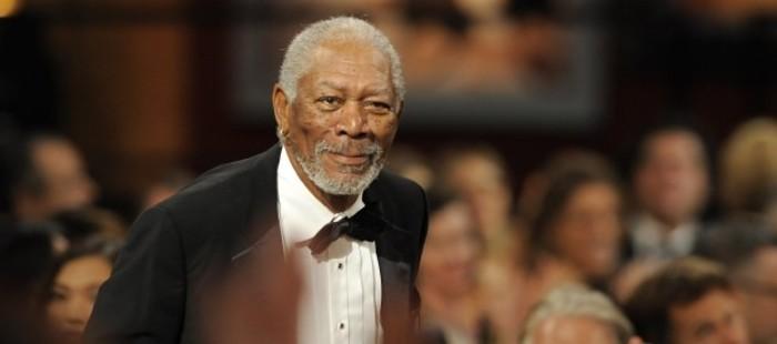 Morgan Freeman ser� un maestro de cu�drigas en la nueva versi�n del cl�sico 'Ben-Hur'