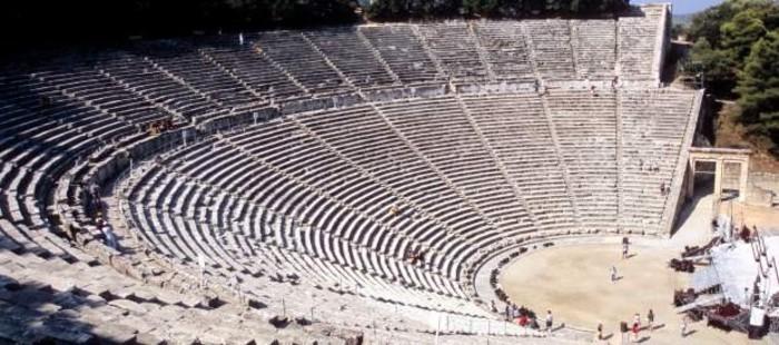 Detienen a un director de cine alem�n en Grecia por rodar un desnudo en un teatro antiguo