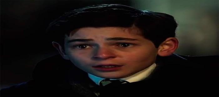 Spot de la serie de tv Gotham sobre la muerte de los padres de Bruce Wayne