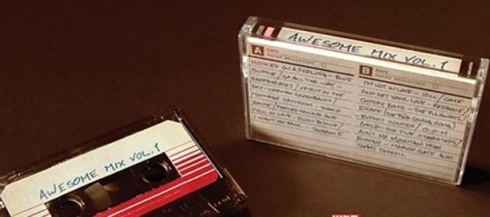 'Guardianes de la Galaxia' sacar� a la venta su banda sonora en cintas de cassette