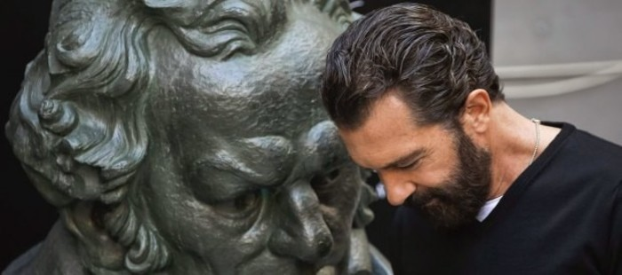 Antonio Banderas: 'Recibir el Goya de Honor es una recompensa y un est�mulo'