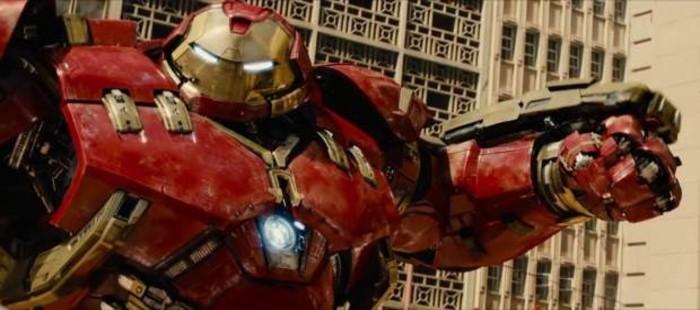 'Los Vengadores 2': Ultr�n es un ni�o psic�pata