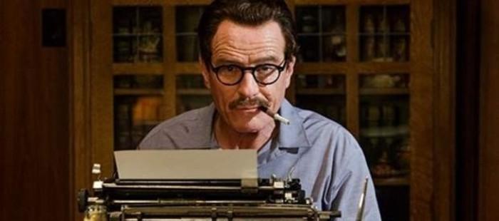 Bryan Cranston, de cocinero de metanfetamina a guionista de Hollywood en 'Trumbo'