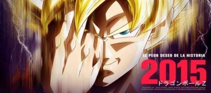 La saga 'Dragon Ball Z' estrenar� nueva pel�cula en 2015