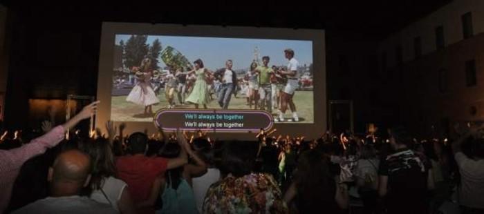 Sing-Along: el cine a ritmo de karaoke y baile triunfa en Espa�a