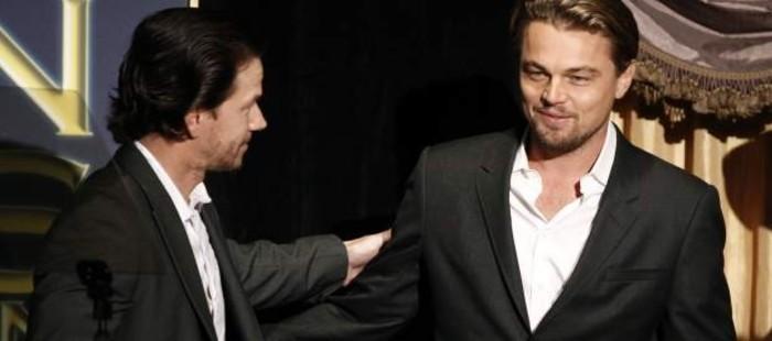 Mark Wahlberg revela que Leo DiCaprio lo quiso vetar en 1995