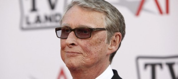 Muere Mike Nichols, director de 'El graduado' y 'Armas de mujer'