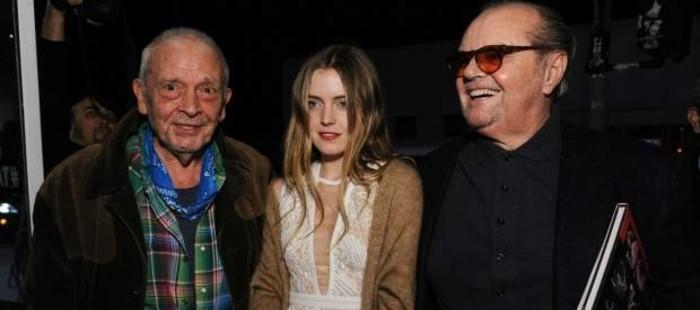 Jack Nicholson reaparece tras los rumores de un posible alzh�imer