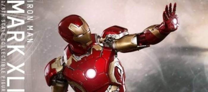 Iron Man estrena la armadura Mark XLIII en 'Los Vengadores 2'