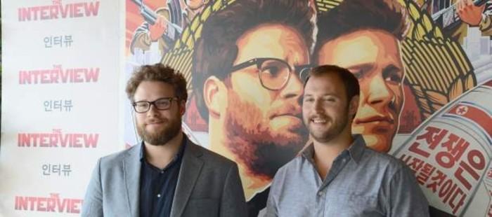 Cancelada por amenazas el estreno de la pel�cula 'The Interview' en Nueva York