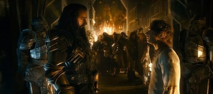 'El Hobbit: La Batalla de los Cinco Ej�rcitos' destroza la taquilla con m�s de 350 millones de d�lares