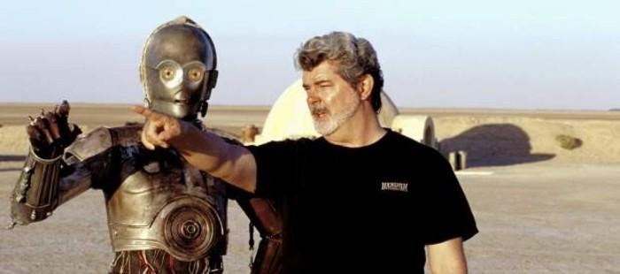 George Lucas confiesa que Disney rechaz� sus ideas para el episodio VII de Star Wars