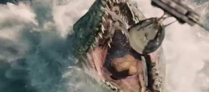 Filtran las escenas del tr�iler de 'Jurassic World' en la Super Bowl
