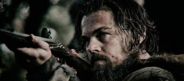 Primeras im�genes de 'The Revenant', la pel�cula por la que Leonardo DiCaprio lleva barba