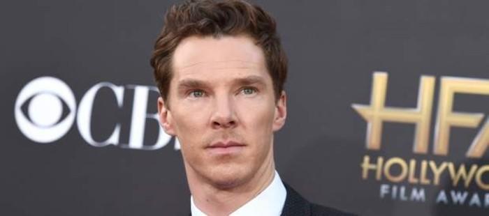 Benedict Cumberbatch se disculpa por llamar a los negros 'personas de color'