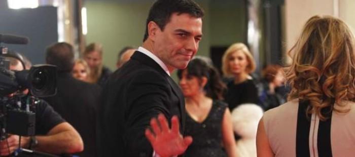 Pedro S�nchez dice que si gana las elecciones bajar� el IVA cultural del 21 al 5%