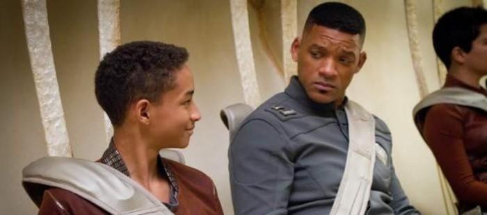 Will Smith confiesa que el fracaso de la pel�cula 'After Earth', junto a su hijo, le dej� tocado
