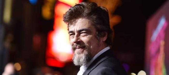Benicio del Toro: 'Para m� ya es incre�ble ser el �nico tipo de mi barrio en llegar a Hollywood'