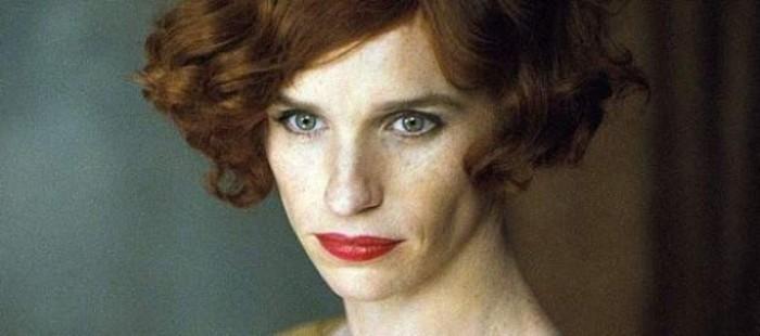 El ganador del Oscar Eddie Redmayne, irreconocible como transexual en su pr�xima pel�cula
