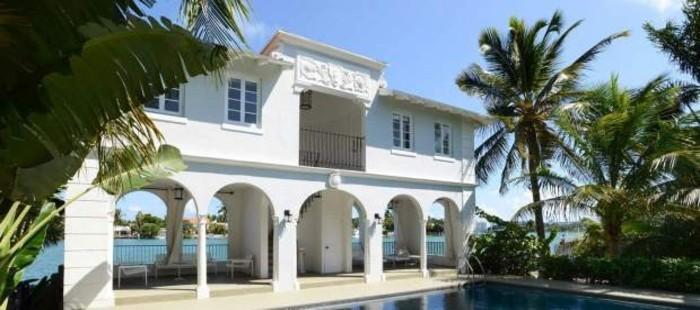La lujosa mansi�n de Al Capone en Miami abre sus puertas y est� ya disponible para rodajes