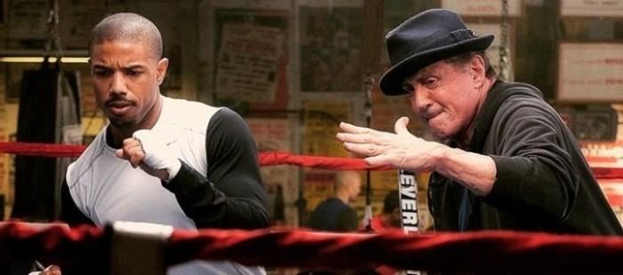 Stallone desvela la primera imagen del spin-off de 'Rocky', sobre el nieto de Apollo Creed